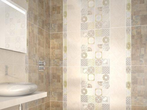Плитка Azori «Arte» (декор) Mosaic 50.5х20.1