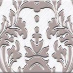 Бордюр Azori «Chateau» Mocca Lis 20.1х8