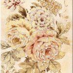 Плитка Azori «Arezzo» Alba Beige (декор) 50.5Х20.1