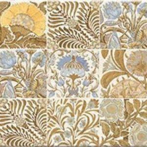 Плитка Azori «Arte» (декор) Vetrata 50.5х20.1