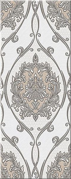Плитка настенная Azori «Chateau» mocca Classic (декор) 50.5х20.1