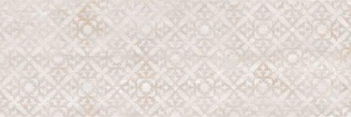 Плитка настенная Cersanit «Alba» бежевый AIS012 60Х20 (орнамент)