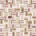 """Плитка-вставка Cersanit """"Alba"""" многоцветная AI2L451\G 30x30 (декор, мозаика)"""