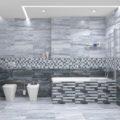 Керамогранит VitrA «Bergamo» серый 60Х30 (настенная, облицовочная)
