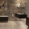 Керамогранит VitrA «Bergamo» коричневый 60Х30 (настенная)