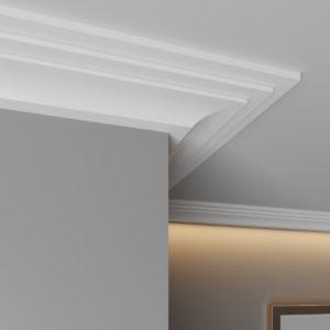 Карниз Ultrawood арт. CR 0027 (244Х5Х1.5 см)