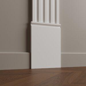 Декоративный элемент нижний Ultrawood арт. D 4400 (16.5Х25Х1.8 см)