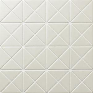 """Керамическая мозаика Starmosaic """"Albion"""" ANTIQUE WHITE (сетка 25.9Х25.9Х0.6 см)"""