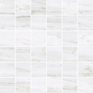 Керамогранит VitrA «Palissandro» белый (5Х5) 29.7Х29.7 (настенная, декор, мозаика)