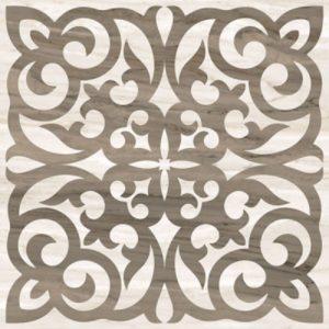 Керамогранит VitrA «Palissandro» коричневый 60Х60 (напольная, декор)