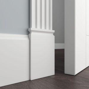 Декоративный элемент нижний Ultrawood арт. D 1095 (9.5Х15.5Х1.8 см)