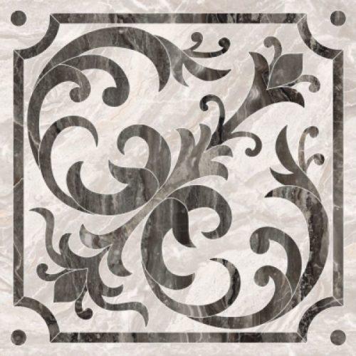 Керамогранит VitrA «Bergamo» классический микс теплая гамма (бежевый) 60Х60 (напольная, декор)