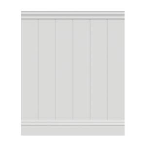 Стеновая панель Ultrawood арт. Wain 0003 (81,3Х13,3Х0.6 см) (6 шт/упак)