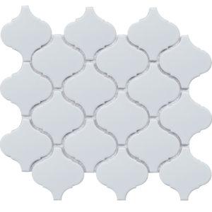 "Керамическая мозаика Starmosaic ""Homework"" Latern White Matt (сетка 28Х24.6Х0.6 см)"