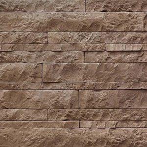"""Декоративный камень Bergstone """"Доломитовые Альпы"""" 160607 коричневый (разноразмерный)"""