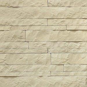 """Декоративный камень Bergstone """"Доломитовые Альпы"""" 160601 светло-бежевый (разноразмерный)"""