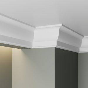 Карниз Ultrawood арт. CR 0025 (244Х4Х2.5 см)