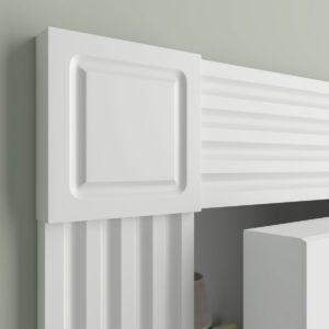 Декоративный элемент верхний Ultrawood арт. D 2085 (8.5Х8.5Х1.8 см)