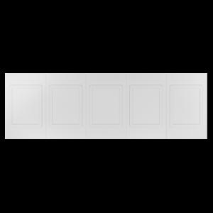 Стеновая панель Ultrawood с 5-тью филенками, арт. UW 510 А (234.6Х76Х1.6 см)