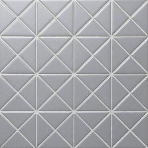 """Керамическая мозаика Starmosaic """"Albion"""" LIGHT GREY (сетка 25.9Х25.9Х0.6 см)"""
