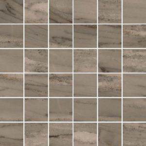 Керамогранит VitrA «Palissandro» коричневый (5Х5) 29.7Х29.7 (настенная, декор, мозаика)
