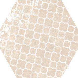 Керамогранит настенный/напольный Ibero «Sigma» (к/т) white (21.6Х24.6 см)