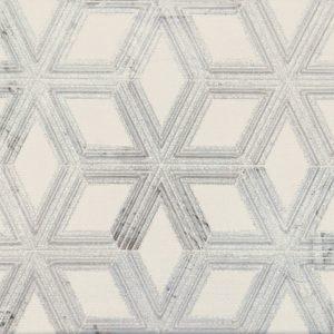 Плитка настенная (декор) Gracia Ceramica «Amelie» grey decor 02 серая (75Х25 см)