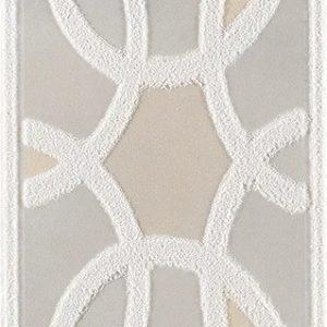 Бордюр Serra «Camelia 511» Pearl White Border (30Х7.5Х1.2 см)