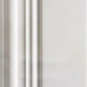 Плинтус Serra «Camelia 511» Pearl White Skirting (30Х12.5Х1.2 см)