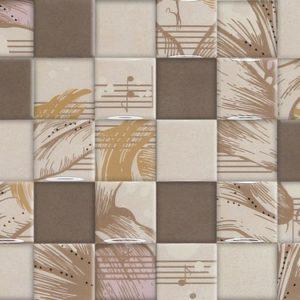 Плитка настенная (декор) Gracia Ceramica «Allegro» beige wall 03 бежевая (60Х25 см)