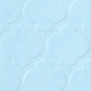 Плитка настенная Gracia Ceramica «Alisia» blue wall 02 голубая (90Х30 см)