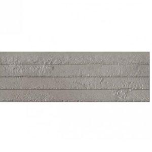 Плитка настенная Ibero «Advance» Progress grey серая (25Х75 см)