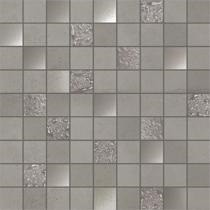 Мозаика настенная/напольная Ibero «Advance» Grey (31.6Х31.6 см)