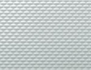 Плитка настенная Ibero «Intuition» Pulse Aquamarine серый  (29Х100 см)