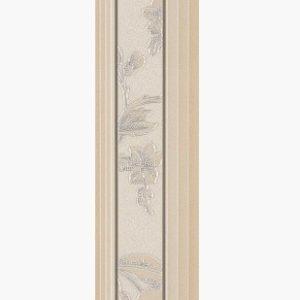 Бордюр Serra «Romantica 512» Beige Border (90Х15Х1.2 см)