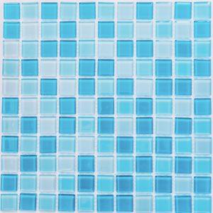 Стеклянная мозаика Bonaparte Marina (сетка 30Х30Х0.4 см)
