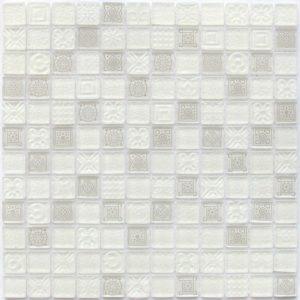 Стеклянная мозаика Bonaparte Prism (сетка 30Х30Х0.6 см)