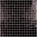 Стеклянная мозаика Bonaparte Simple Black (бумага 32.7Х32.7Х0.4 см)