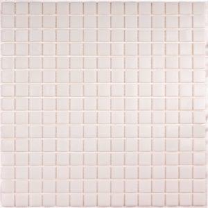 Стеклянная мозаика Bonaparte Simple White (бумага 32.7Х32.7Х0.4 см)