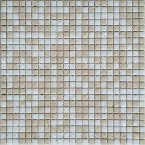 Стеклянная мозаика Bonaparte Vanilla (сетка 31.5Х31.5Х0.6 см)