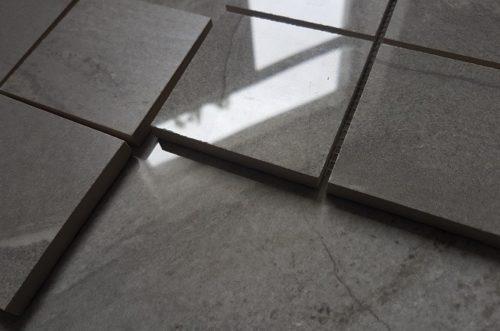Мозаика настенная/напольная (керамогранит) Pamesa «Whitehall» Malla Gris  (30Х30 см)