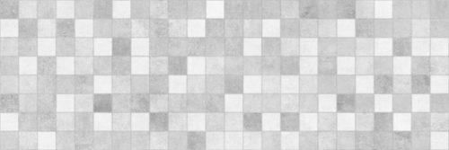 Плитка настенная (декор) CERSANIT «Atlas» мозаика рельеф многоцветный C-ATS452D (59.8Х19.8Х0.9 см)