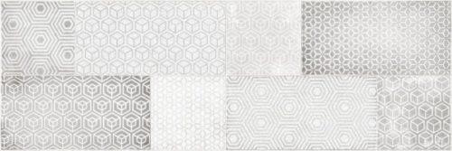 Плитка настенная (декор) CERSANIT «Atlas» серый AT2S091DT (60Х20Х0.9 см)