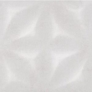 Плитка настенная CERSANIT «Apeks» рельеф светло-серый ASU522D (75Х25 см)