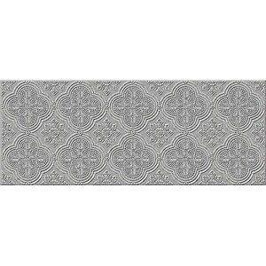 Плитка настенная (декор) AZORI «Amadeus» Grey (50.5Х20.1 см)