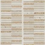 Плитка настенная (декор) AZORI «Aura» Marfil Geometria Decor (63Х31.5Х0.9 см)