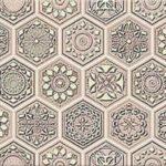 Плитка настенная (декор) AZORI «Amadeus» Favo (50.5Х20.1 см)