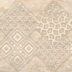 Плитка настенная (декор) AZORI «Ascoli» beige geometria (63Х31.5Х0.9 см)