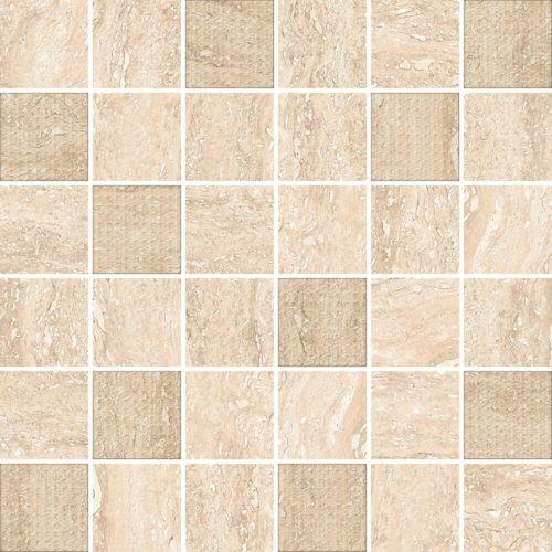 Мозаика AZORI «Ascoli» beige (30Х30Х0.9 см)