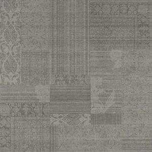Керамогранит Serra «Victorian 581» floor rug decor anthracide matt (60Х60Х1 см)